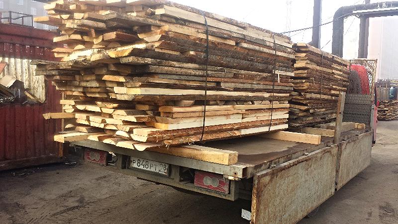 доски на дрова